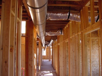 Duct work in Irwin MO by Barone's Heat & Air, LLC