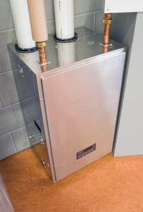 Hot water heating in Pittsburg KS by Barone's Heat & Air, LLC
