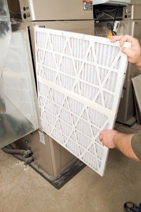 Air filtration systems in Riverton KS by Barone's Heat & Air, LLC